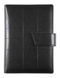 CELL Daily Diary - cm 15x21/17x24 - Black - Daily or Weekly Sections