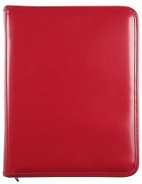 """Custodia Tablet universale 10"""" Picasso con chiusura a zip Rosso"""