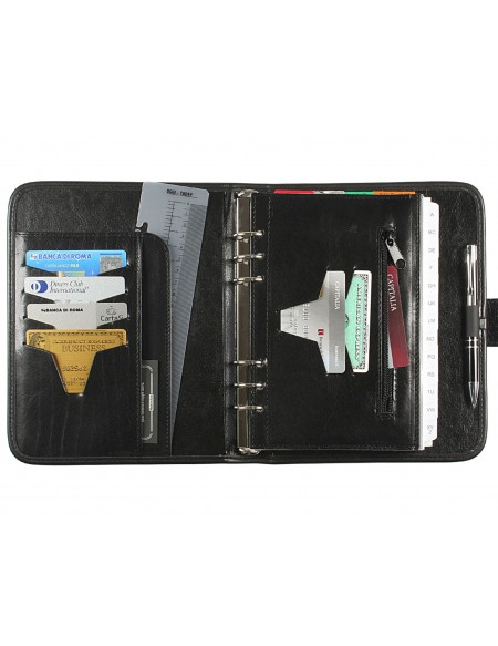 "Organizer in vitello ""Millenium"" 19 x 24"