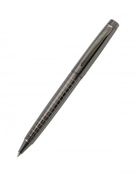 Penna girevole Pierre Cardin ''Grafeno'' in metallo con astuccio