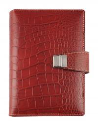 Croco Genuine Leather Diary 15x21 daily-17x24 daily