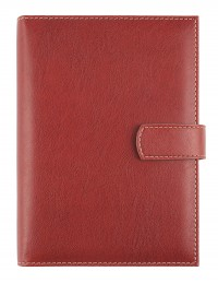 """Venezia"" faux leather diary 15x21 daily-17x24 daily or weekly"