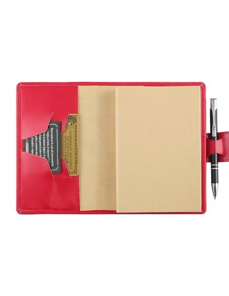 Agenda Picasso Giornaliera 12x17 Rosso
