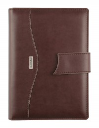 """Premiere"" faux leather diary 15x21 daily-17x24 daily or weekly"