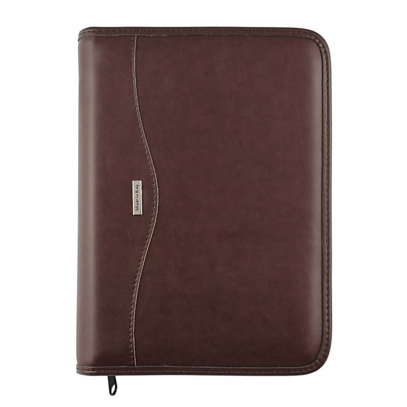 """""""Premiere"""" diary with zip fastening 15x21 daily-17x24 daily or weekly"""