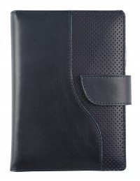 """Milano"" Genuine leather diary 15x21 daily/17x24 daily or weekly"