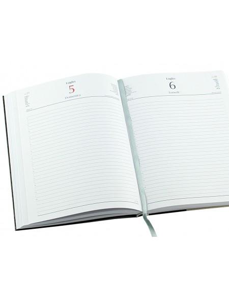 """Agenda ecopelle """"Cell"""" 17x24 con penna"""