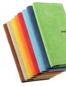 Agenda Tascabile Suedein Pelle Scamosciata verdeSettimanale 8x15