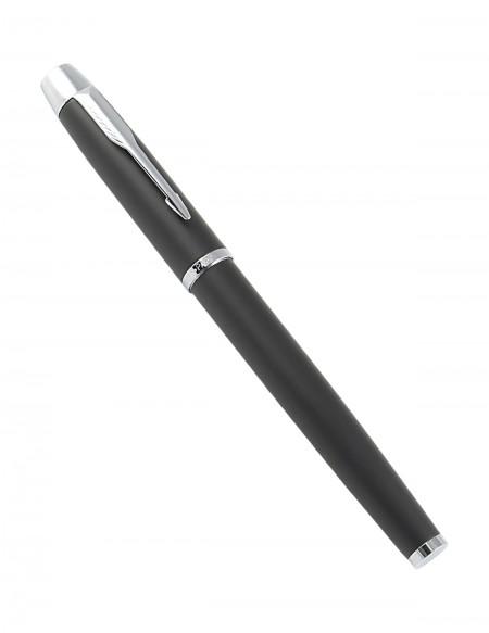 Penna Parker IM Black in metallo con astuccio