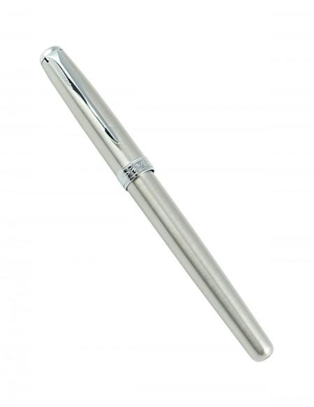 Penna Roller Parker Sonnet in metallo con astuccio