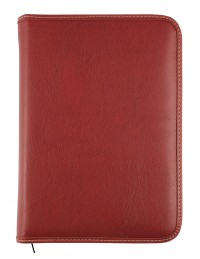"""""""Venezia"""" diary with zip fastening 15x21 daily-17x24 daily or weekly"""