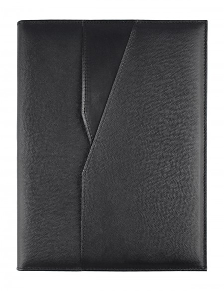Saffiano Document folder for meeting