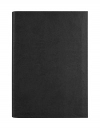 Refil diary 17x24 weekly - black