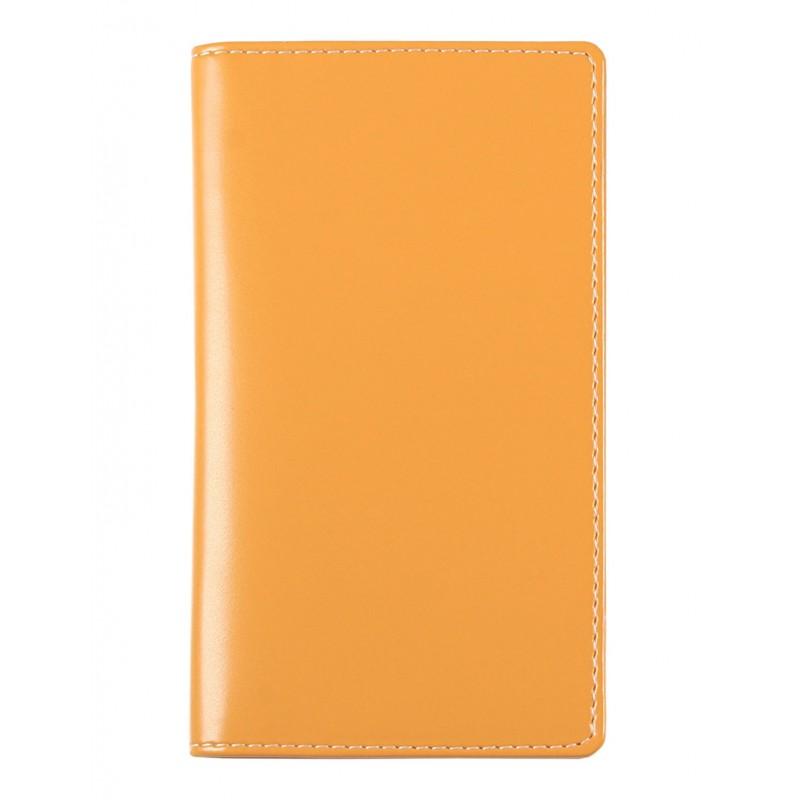Agendina tascabile in ecopelle Picasso  8x15 settimanale blu