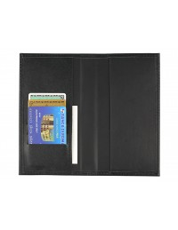 Saffiano Genuine Leather pocket diary - cm 8x16 - black