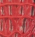 Croco burgundy